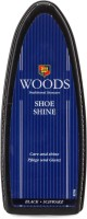 Woods Shoe Shine Shiner By Woodland, Black