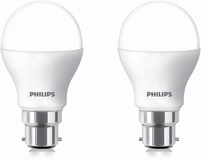 9-W-LED-cool-daylight-Bulb-B22-White-(pack-of-2)