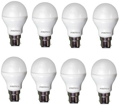 3W-Cool-White-LED-Bulb-(Pack-of-8)