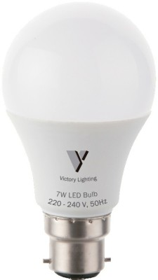 Lighting-7W-White-LED-Bulb