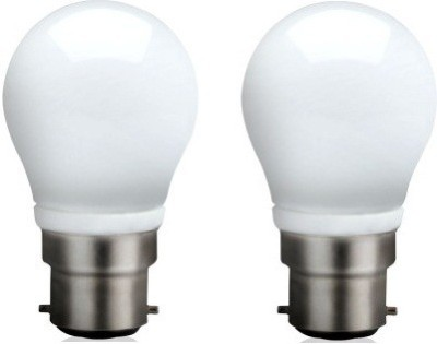 3W LED Bulbs (White, Pack of 2)