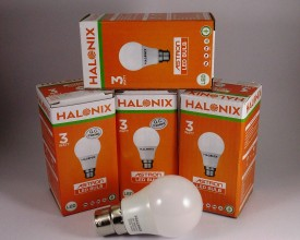 3 W LED Astron Bulb White (pack of 4)