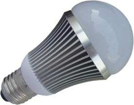 7W-E27-Aluminium-Body-White-LED-Bulb