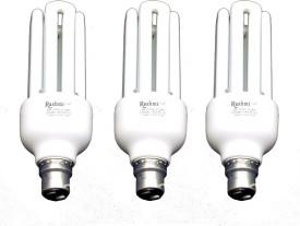 Rashmi 30 W CFL 4U Lamp B22 Cap Bulb