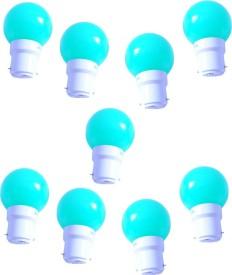 0.5W-Green-LED-Bulb-(Pack-of-9)