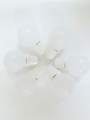 0.5W White LED Bulbs (Pack Of 6)