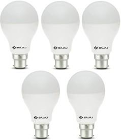 12 W 830066 LED Bulb B22 White (pack of 5)
