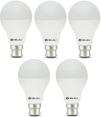 12 W 830066 LED Bulb B22 White (pack of 5)