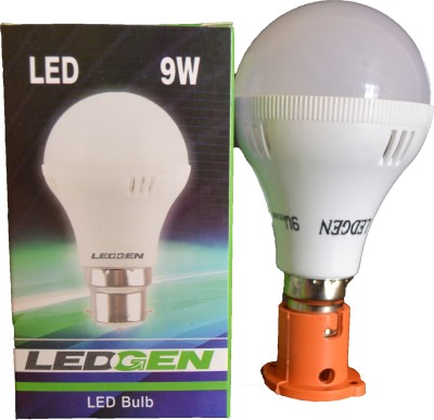 9W-White-LED-Bulb-(Pack-of-2)