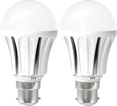 12W LED Bulb (White, Pack of 2)