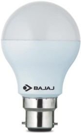 7 W LED CDL B22 CL Bulb White