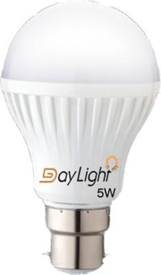 Technology 5 W LED Bulb (White, Pack of 3)
