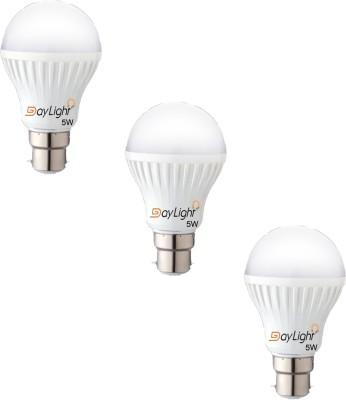 Technology-5-W-LED-Bulb-(White,-Pack-of-3)