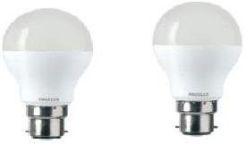 7W LED Bulbs (White, Pack of 2)