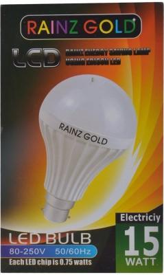 15W-B22-LED-Bulb-(White,-Set-of-5)