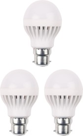 Luments 3W 460 Lumens White Eco LED Bulbs (Pack Of 3)