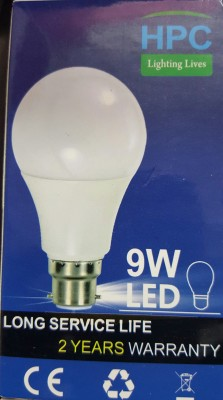 HPC-5730BD-9W-B22-Cool-White-LED-Bulb