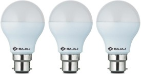 5-W-LED-CDL-B22-CL-Bulb-White-(pack-of-3)