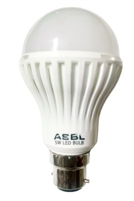 5 W LED Bulb B22 Cool White
