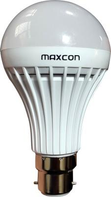 7W Cool White LED Bulb (Pack of 2)