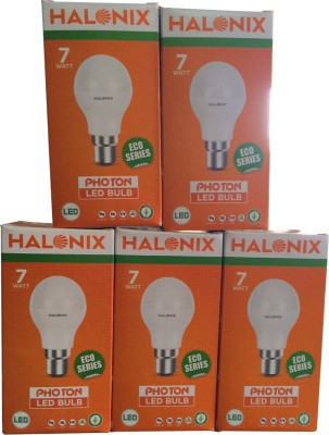 7 W LED Photon Bulb B22 White (pack of 5)