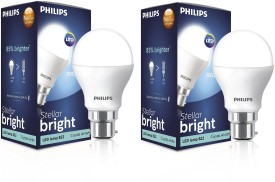 10.5 W LED Cool daylight Bulb White (pack of 2)