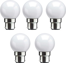 0.5W-White-LED-Bulbs-(Pack-Of-5)-