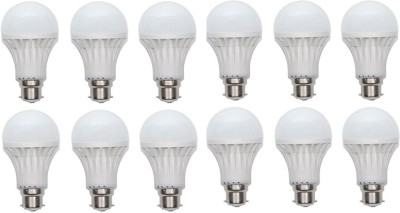 9W-400-lumens-Cool-Day-Ligh-LED-Bulb-(Pack-Of-12)