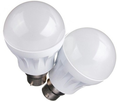 Anox-5W-B22-LED-Bulb-(White,-Pack-of-2)