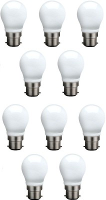 3-W-B22-QA0301-LED-Bulb-(White,-Pack-of-10)