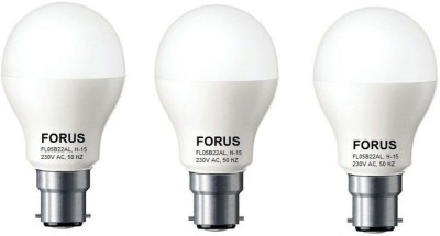 FL5B22AL 5W LED Bulbs (Set of 3)