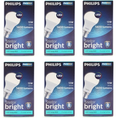 13W-B22-1300L-LED-Bulb-(White,-Pack-of-6)-