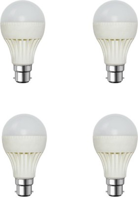 Rashmi-7-W-LED-Bulb-(White,-Pack-of-4)