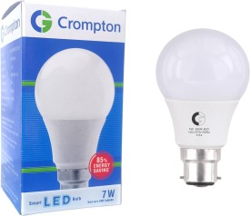 Crompton Greaves 7 W LED Direct Fit Bayonet Cap Cool Day Bulb