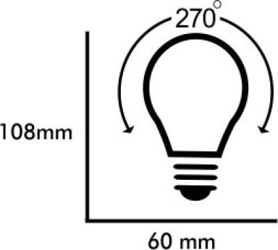 5W-B22-LED-Bulb-(White,-Pack-of-5)-