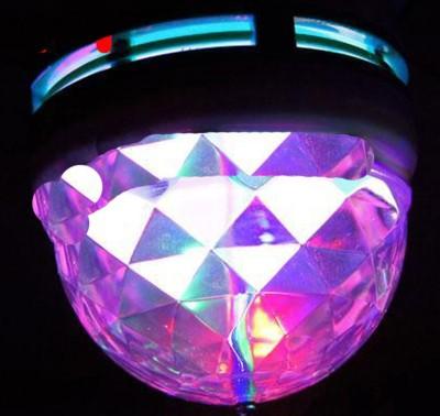 3W LED Classic Bulb (Multicolor)