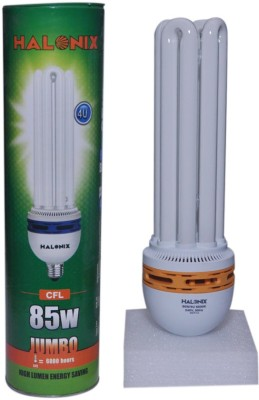85 W 4U CFL Bulb (Cool White)