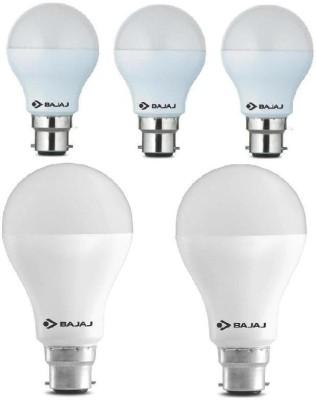 Bajaj-5-W,-15-W-LED-Bulb-B22-White-(pack-of-5)