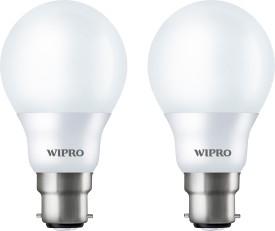 7 W Garnet LED 6500K Cool DayLight Bulb B22 White (pack of 2)