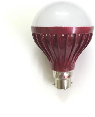 12W B22 Warm White LED Bulb