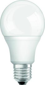 7.5 W LED A60 Classic A Frosted Bulb E27 Yellow