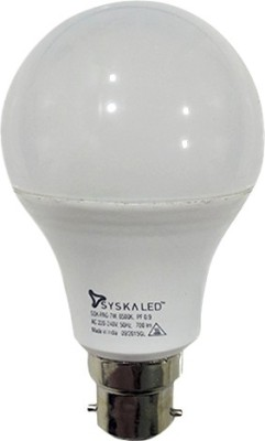 7W B22 LED Bulb (Cool White)