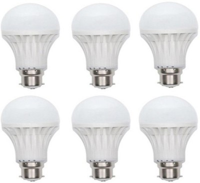 12W-B22-LED-Bulb-(White,-Set-of-6)