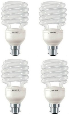 Tornado-23-W-CFL-Bulb-(Warm-White,-Pack-of-4)