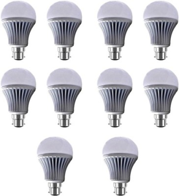 9W-B22-LED-Bulb-(White,-Set-of-10)