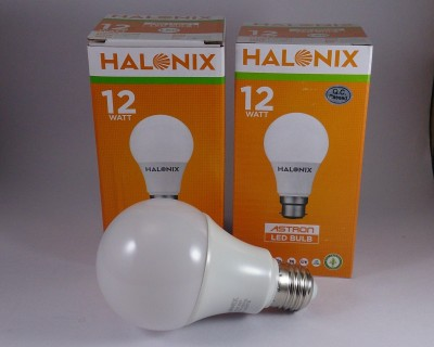 12W 1030L LED Bulb (White, Pack of 2)