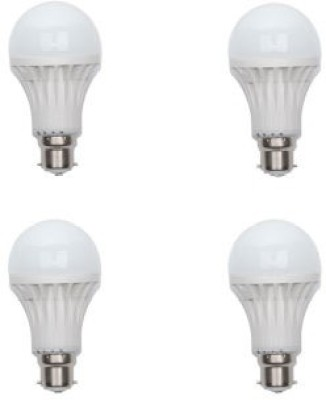 9W-White-LED-Bulbs-(Pack-Of-4)