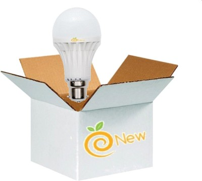 5W 400 lumens Cool Day Ligh LED Bulb (Pack Of 10)