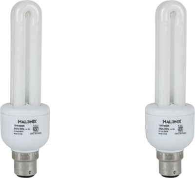15 W CFL 2U Bulb (Pack of 2)