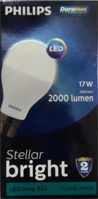 B22 17W LED Bulb (Cool Day Light)